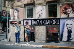 Istanbul Street Photography 2015