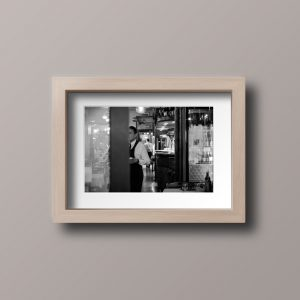 Wall art furniture decor street photography